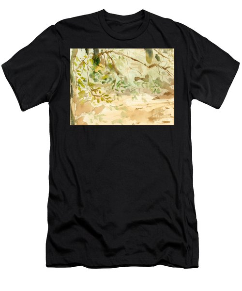The Breeze Between Men's T-Shirt (Athletic Fit)