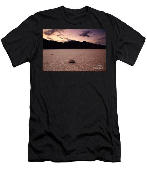 The Racetrack Men's T-Shirt (Athletic Fit)