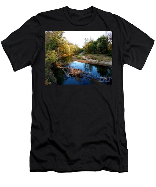 Twisted Creek Men's T-Shirt (Athletic Fit)