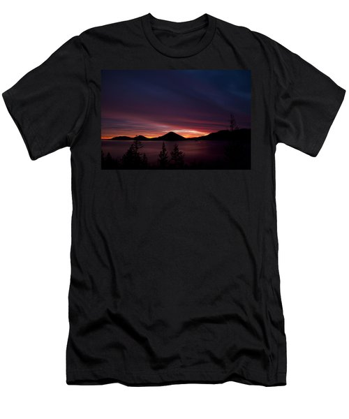 1.1.11 North Van Men's T-Shirt (Athletic Fit)