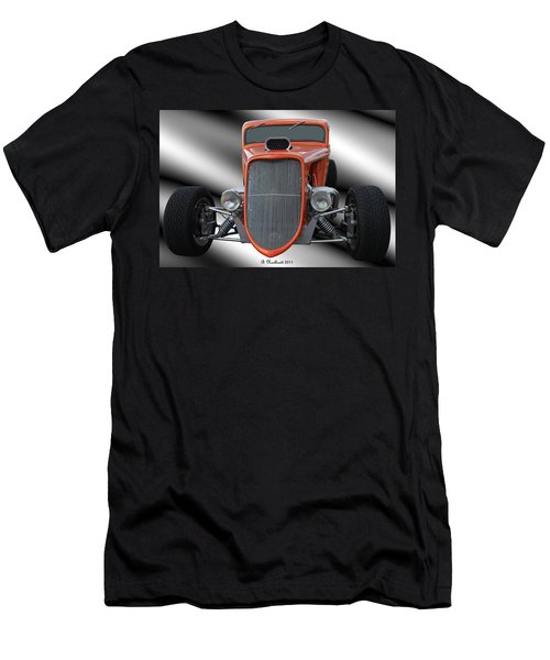1933 Ford Roadster - Hotrod Version Of Scream Men's T-Shirt (Athletic Fit)