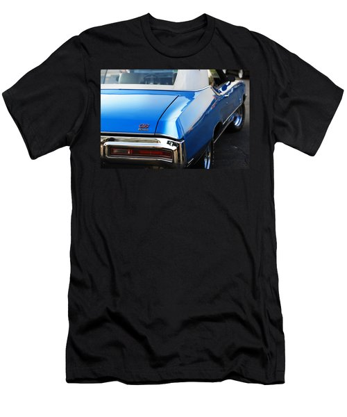 Men's T-Shirt (Slim Fit) featuring the photograph 1971 Buick Gs by Gordon Dean II