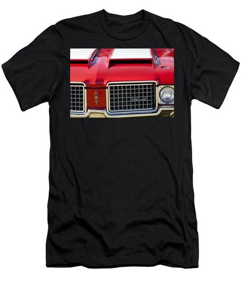 1972 Oldsmobile Grille Men's T-Shirt (Athletic Fit)