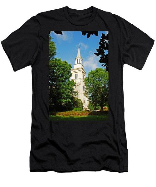 1st Presbyterian Church Men's T-Shirt (Athletic Fit)
