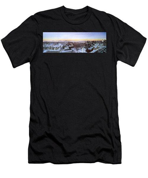 Sentinels At Dawn Men's T-Shirt (Athletic Fit)