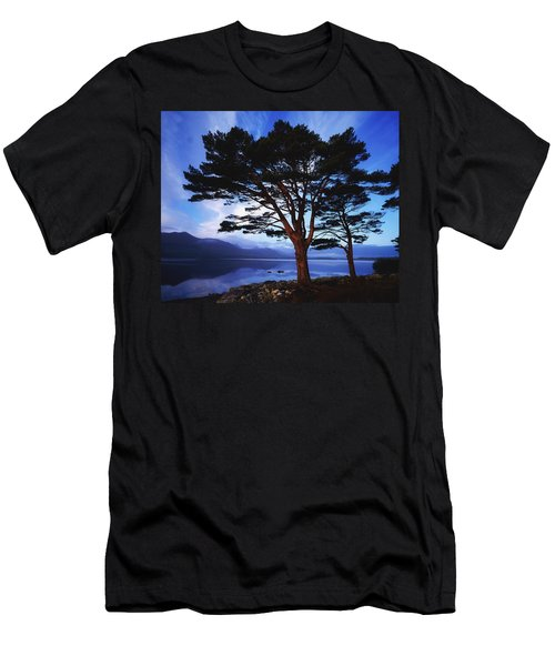 Lough Leane, Lakes Of Killarney Men's T-Shirt (Athletic Fit)