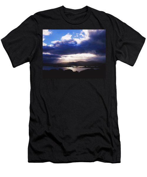 Kenmare Bay, Dunkerron Islands, Co Men's T-Shirt (Athletic Fit)