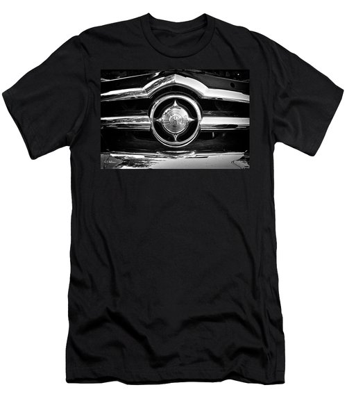8 In Chrome - Bw Men's T-Shirt (Athletic Fit)