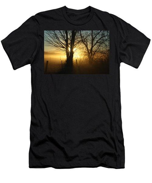 A Dusty Sunset Men's T-Shirt (Athletic Fit)