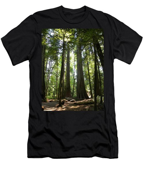 A Green World Men's T-Shirt (Athletic Fit)