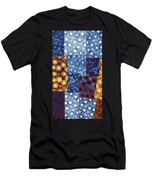 Abstract Fusion 10 Men's T-Shirt (Athletic Fit)