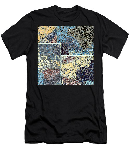 Abstract Fusion 111 Men's T-Shirt (Athletic Fit)