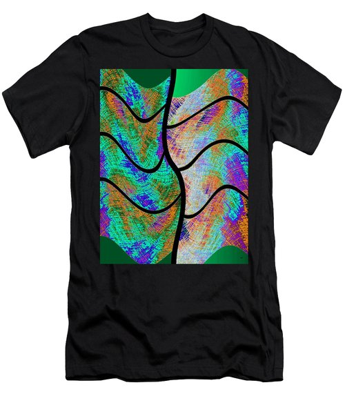 Abstract Fusion 118 Men's T-Shirt (Athletic Fit)