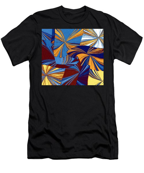 Abstract Fusion 34 Men's T-Shirt (Athletic Fit)