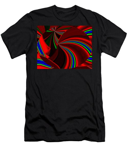 Abstract Fusion 49 Men's T-Shirt (Athletic Fit)