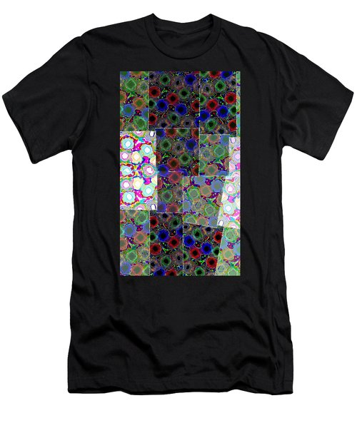 Abstract Fusion 72 Men's T-Shirt (Athletic Fit)