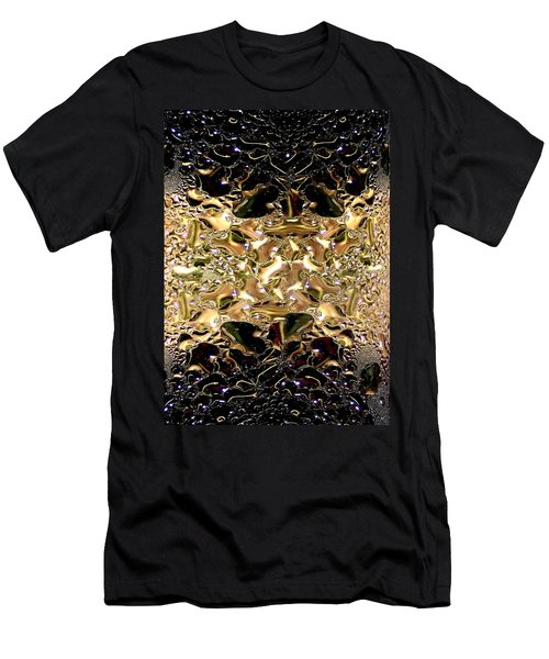 Abstract Fusion 74 Men's T-Shirt (Athletic Fit)