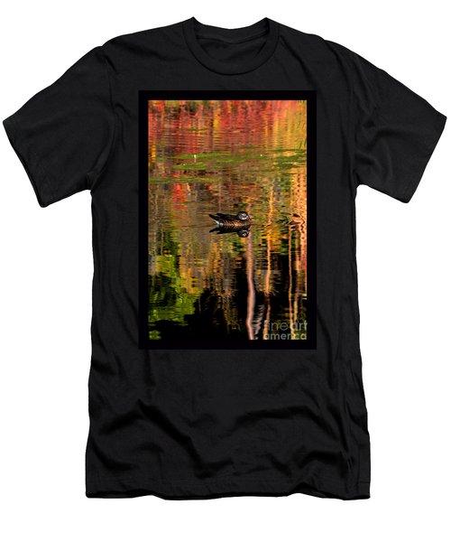 Adrift In Pastels Men's T-Shirt (Athletic Fit)