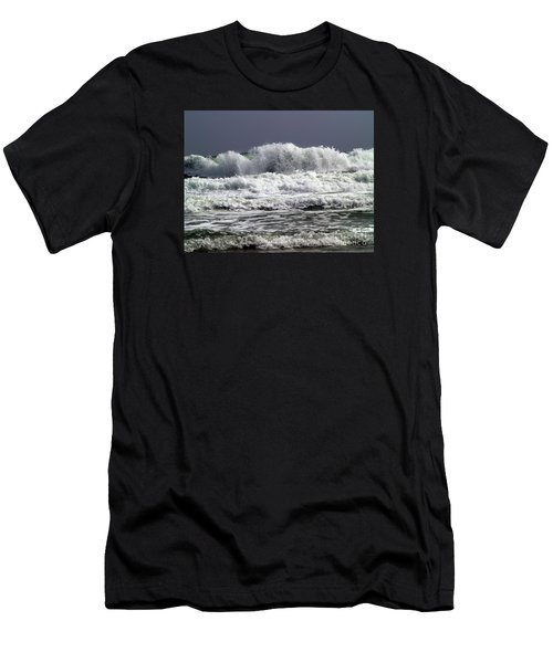 Aftermath Of A Storm Iv Men's T-Shirt (Athletic Fit)
