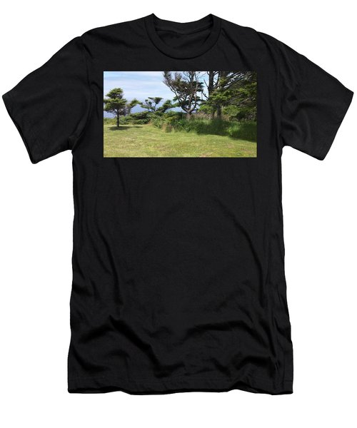 Afternoon Magic Men's T-Shirt (Athletic Fit)