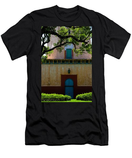 Alhambra Water Tower Doors Men's T-Shirt (Athletic Fit)