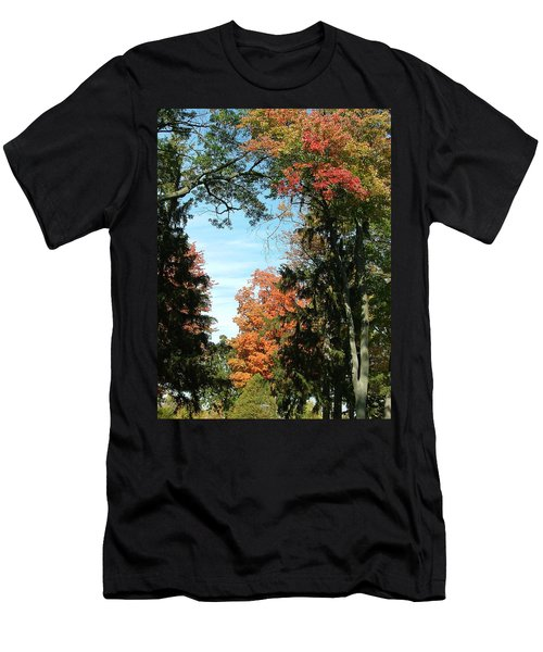 All The Trees Men's T-Shirt (Athletic Fit)