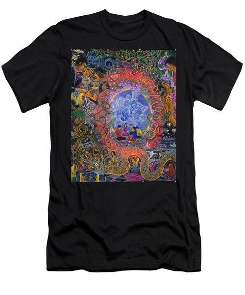 Alli Mariri  Men's T-Shirt (Athletic Fit)