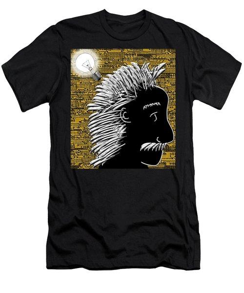 Al's Bright Idea Men's T-Shirt (Athletic Fit)