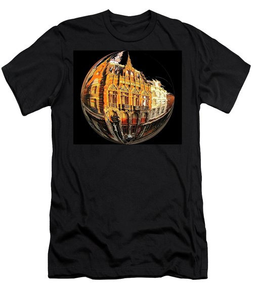 Amsterdam Men's T-Shirt (Athletic Fit)
