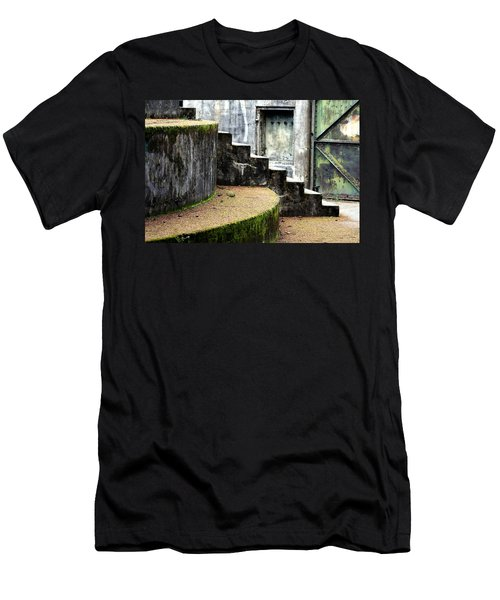An Abandoned Fortress Men's T-Shirt (Athletic Fit)