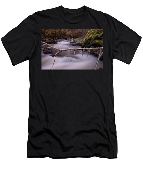 An Icy Flow Men's T-Shirt (Athletic Fit)