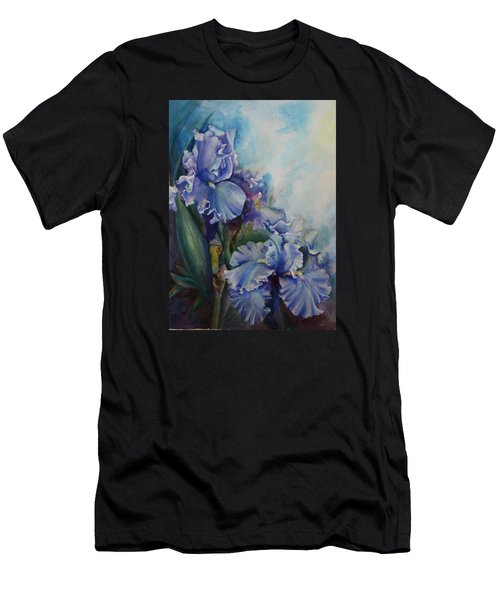 An Iris For My Love Men's T-Shirt (Athletic Fit)