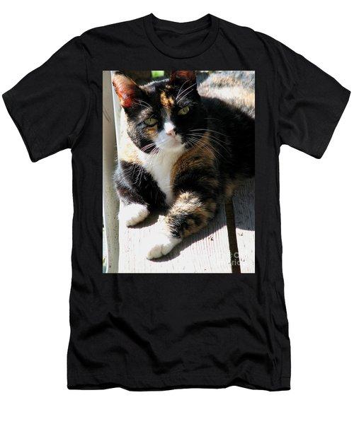 Annie Banannie Men's T-Shirt (Slim Fit) by Rory Sagner