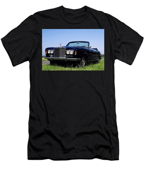 Antique Rolls Royce Men's T-Shirt (Athletic Fit)