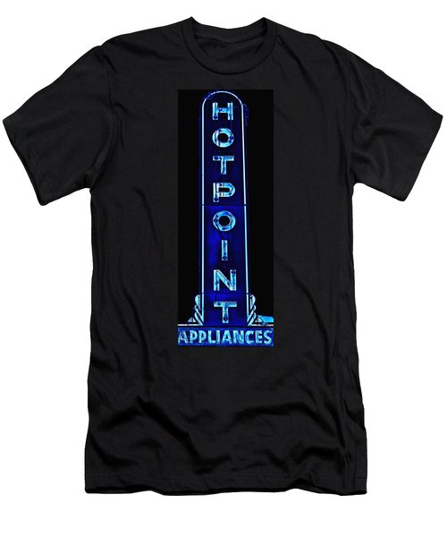 Appliance Sign Men's T-Shirt (Athletic Fit)