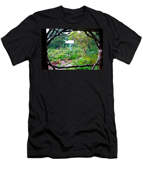 Arbor View Men's T-Shirt (Athletic Fit)