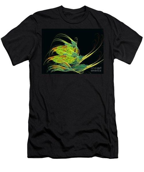 Argonaut Men's T-Shirt (Slim Fit) by Kim Sy Ok