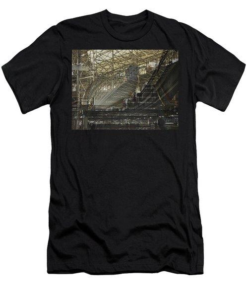 Asphalt Series - 4 Men's T-Shirt (Athletic Fit)