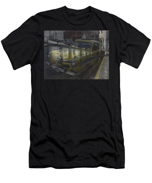 Asphalt Series - 8 Men's T-Shirt (Athletic Fit)