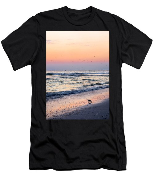 At Sunset Men's T-Shirt (Athletic Fit)