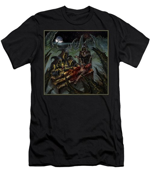 Autopsy Of The Damned  Men's T-Shirt (Athletic Fit)