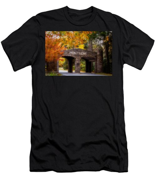 Autumn Gate Men's T-Shirt (Athletic Fit)