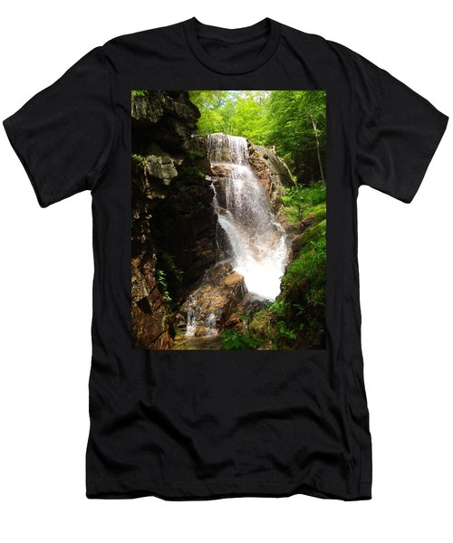 Avalanche Falls Men's T-Shirt (Athletic Fit)