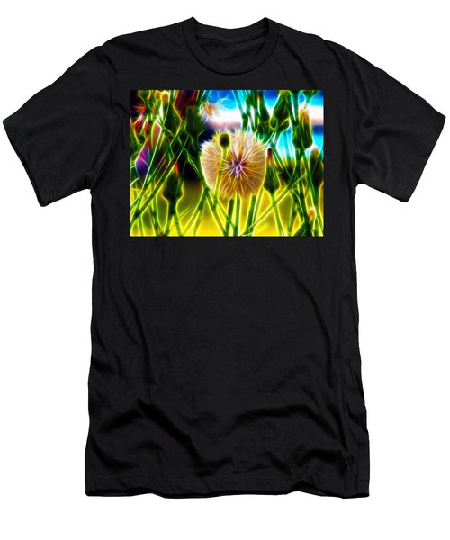 Awaiting Wishes 2 Men's T-Shirt (Athletic Fit)