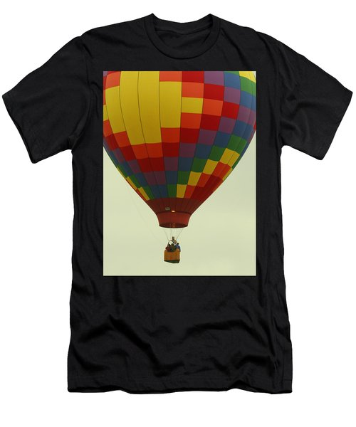 Balloon Ride Men's T-Shirt (Athletic Fit)