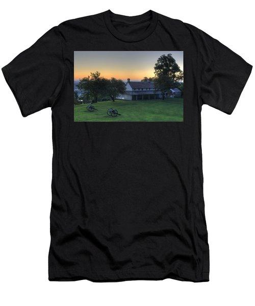 Battle Grounds Men's T-Shirt (Athletic Fit)