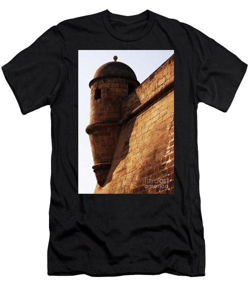 Battlement Men's T-Shirt (Athletic Fit)