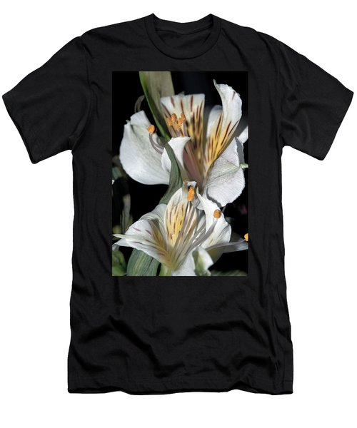 Men's T-Shirt (Slim Fit) featuring the photograph Beauty Untold by Tikvah's Hope