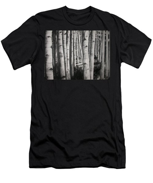 Birch Men's T-Shirt (Athletic Fit)