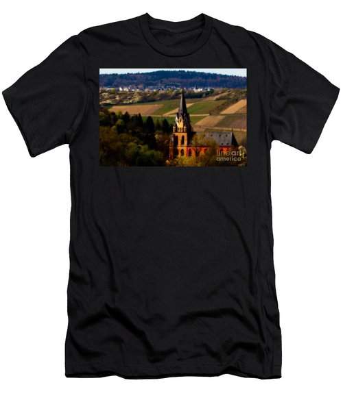 Blessed Vineyard Men's T-Shirt (Athletic Fit)